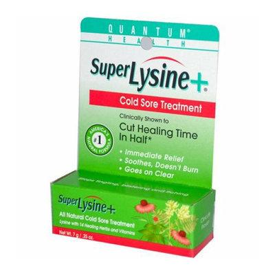 Quantum Research Quantum SuperLysine Plus Cold Sore Treatment 0.75 oz