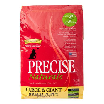 Precise Large/Giant Breed Dry Puppy Food 15lb