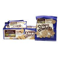 Back to Nature Crispy Wheat Crackers Grab N Go, 8 oz