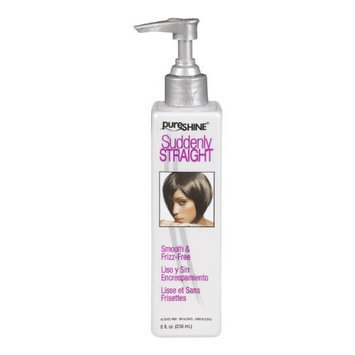 Hask Placentia Pure Shine Suddenly Straight Serum 236ml/8oz