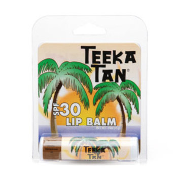 Teeka Tan Lip Balm