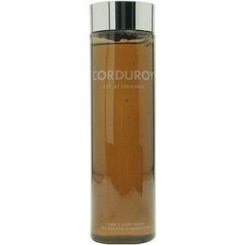 Corduroy By Zirh International For Men. Hair And Body Wash 6.7 oz