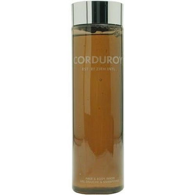 Corduroy By Zirh International For Men. Hair And Body Wash 6.7 oz