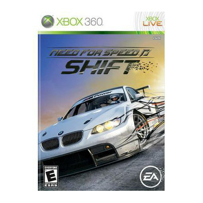 Electronic Arts Need for Speed: Shift (Xbox 360)