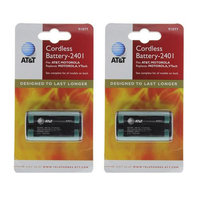 AT & T 89-0045-00 (2-Pack) Telephone Batteries