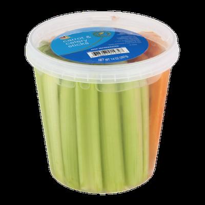 Ahold Carrot & Celery Sticks