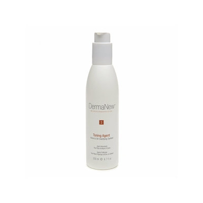 DermaNew Acne Toning Agent Step 3