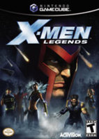 Activision X-Men Legends GH
