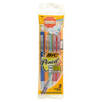 BIC .7mm Mechanical Pencils - Assorted Colors, 5 pack