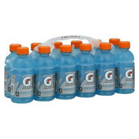 Gatorade Frost Glacier Freeze Sports Drink 12 fl oz 12 pk