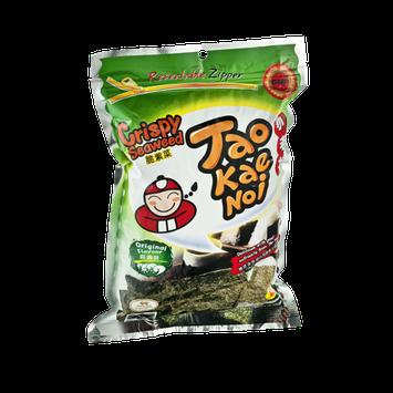 Tao Kae Noi Original Flavor Crispy Seaweed