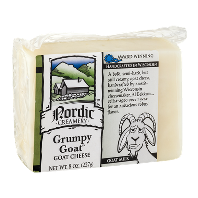 Nordic Creamery Grumpy Goat Cheese