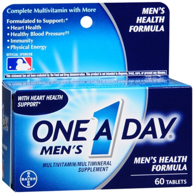 One A Day Men's Health Formula