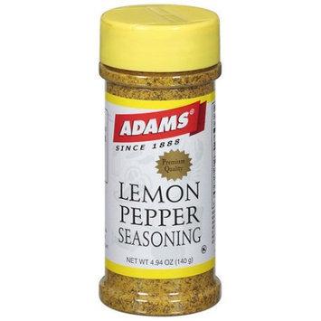 Adams Lemon Pepper Seasoning Spice, 4.94 oz