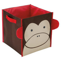 Storage Bin Unit: Skip Hop Zoo Toddler Storage Bin - Monkey