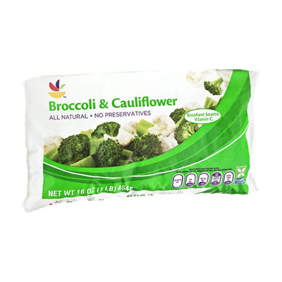 Ahold Broccoli & Cauliflower