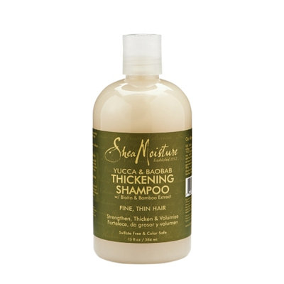 SheaMoisture Organic Yucca & Baobab Thickening Shampoo