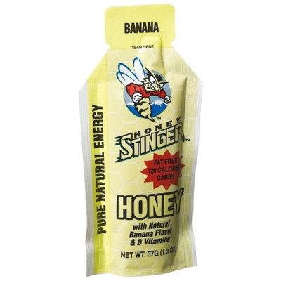 Honey Stinger Banana Energy Gel, 1.3-Ounce Gels (Pack of 24)