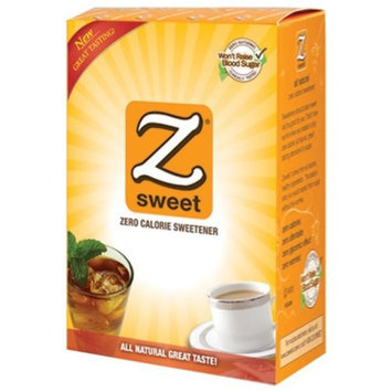 Zsweet® All Natural Zero Calorie Sweetener