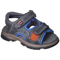 Toddler Boy's Scott David Max Sandals - Blue 10