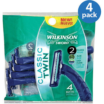 Wilkinson Sword Classic Twin Razors