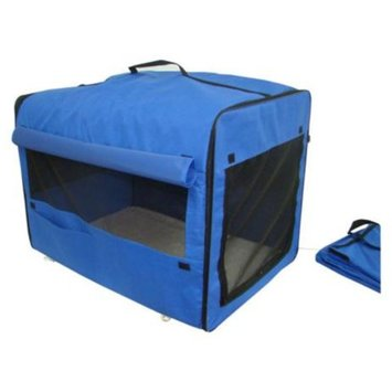 Pet Bed House Dog Cat Pet Bed Soft Carrier Crate Cage W Case Su