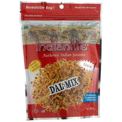 Indianlife Dal Mix, 7-Ounce Pouches (Pack of 8)