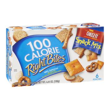 Cheez-It® 100 Calorie Right Bites Snack Mix