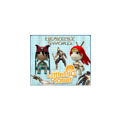 Sony Computer Entertainment LittleBigPlanet Heavenly Sword Mini-Pack DLC