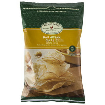 Archer Farms Parmesan Garlic Homestyle Kettle-Cooked Potato Chips - 8