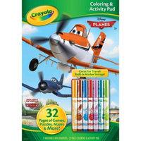 Crayola Coloring and Activity Pad Planes