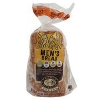 French Meadow Organic Yeast & Dairy Free Sprouted Men's Bread, Size: 6/24 Oz