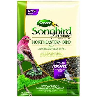 Scotts 1025220 Songbird Selections Northeastern Bird Seed Blend Wild Bird Food Bag, 12-Pound (Discontinued by Manufacturer)