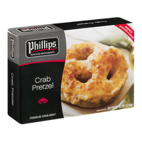 Phillips Crab Pretzel