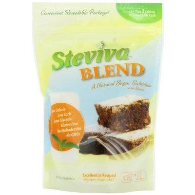 Stevita Steviva Sweetener Stevia Blend, 16 Ounce