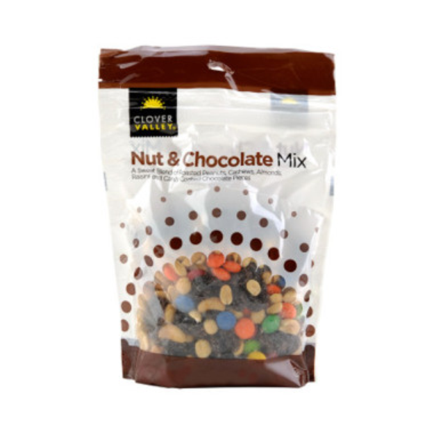 Clover Valley Nut & Chocolate Trail Mix - 10 oz