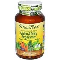 Mega Food MegaFood Gluten & Dairy MegaZymes, 60 Tablets