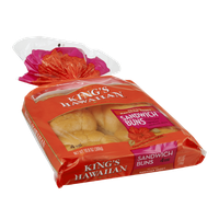 King's Hawaiian Sandwich Buns - 4 CT