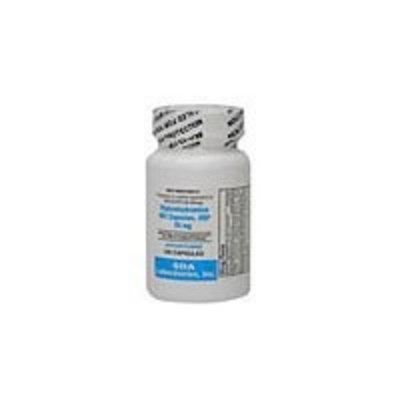 Diphenhydramine HCL Compare to Benedryl 25mg, 10 Various Diphenhydramine 25mg / 100 capsules