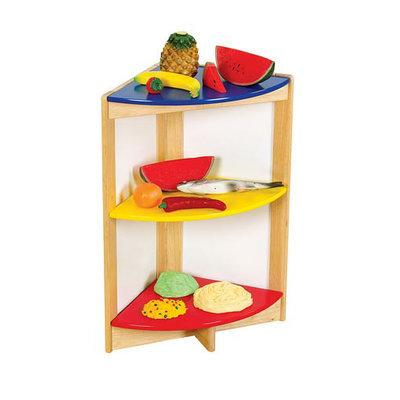 Guidecraft Color Bright Kitchen Side Shelf