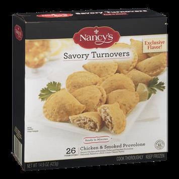Nancy's Savory Turnovers Chicken & Smoked Provolone - 26 CT