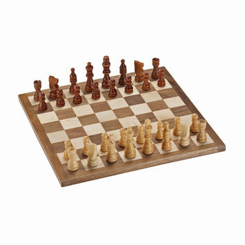 Wood Expressions French Staunton Chess Set