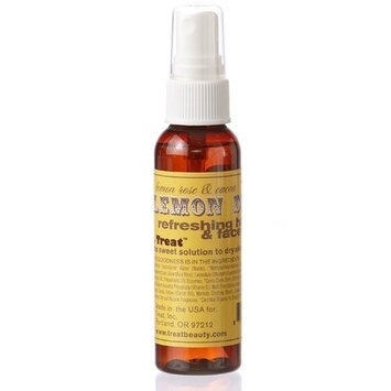 Treat Lemon Drops Refreshing Hair & Face Mist