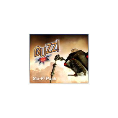 Sony Computer Entertainment BUZZ! Quiz World PSP Sci-Fi Movies Pack DLC
