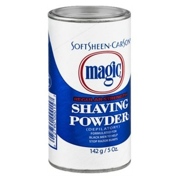 Magic Shave Shaving Powder Depilatory