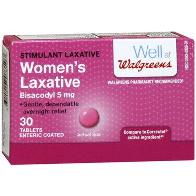 Walgreens Women Laxative Tablets