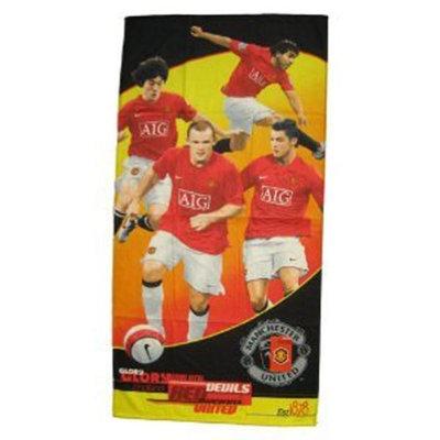 Rhinox Manchester United Glory Beach Towel