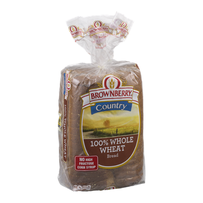 Brownberry Country 100% Whole Wheat Bread