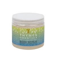 Thymes Body Scrub, Essentials, 17-Ounce Jar