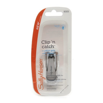 Sally Hansen Clip n' Catch - Control Grip Nail Clipper